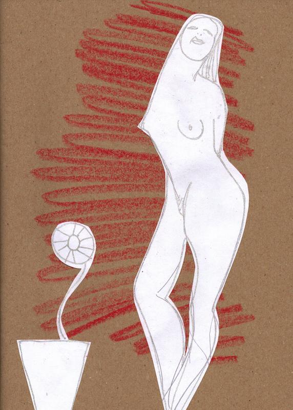 Das Kunstbuch 02, Mädchen (Seite 2)