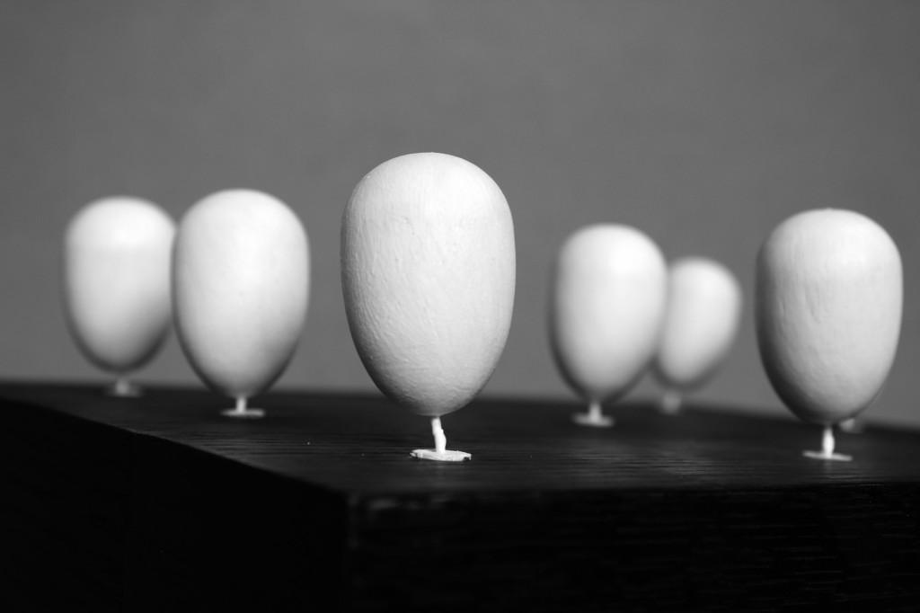 © MAHNAC, Objektkunst, The evolution,  2013
