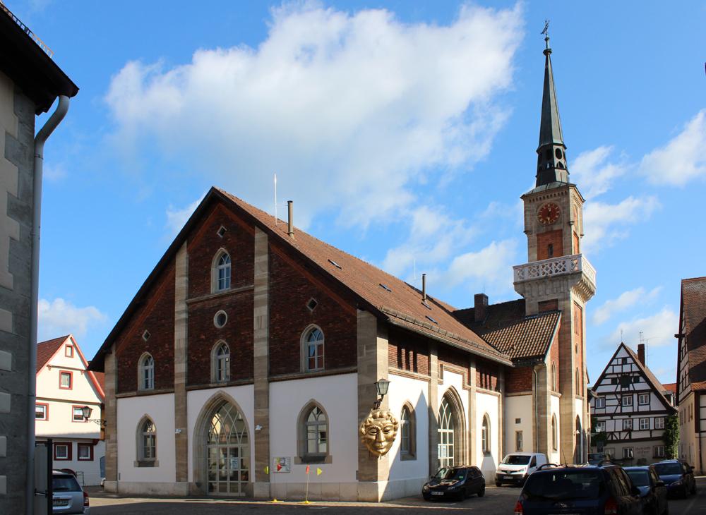 KunstSchranne, Weißenburg, 2014