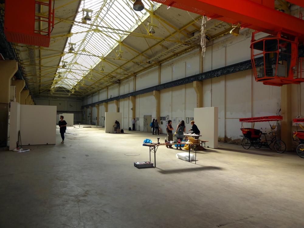 ArtSale, 9:00 a.m. , Schauhalle, Berlin-Schöneweide