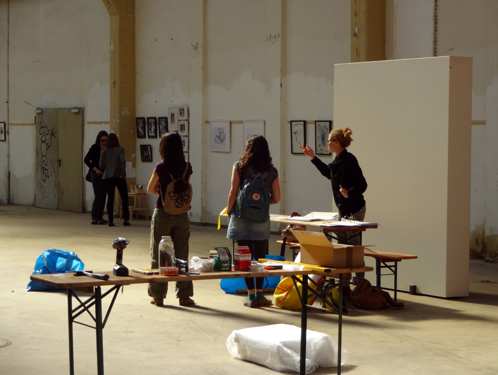 ArtSale, 9:00 a.m. , Berlin-Schöneweide