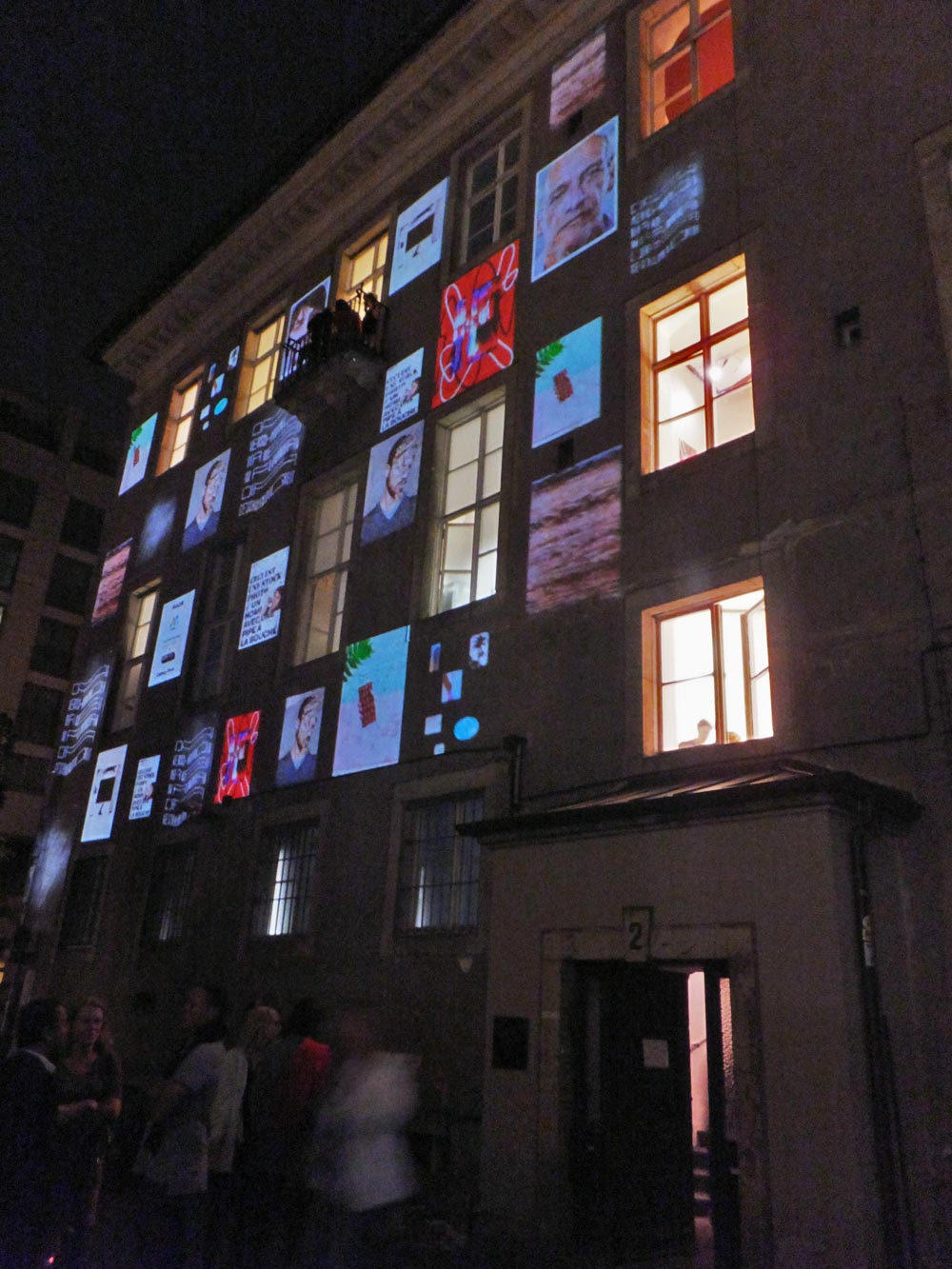 Analog Mensch Digital—Design an der Schnittstelle, Eröffnung, 5. SeptembeAnalog Mensch Digital—Design an der Schnittstelle, Eröffnung, 5. September 2014r 2014