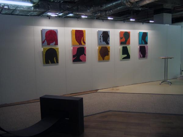 Internationale Ausstellung, ARTGESCHOSS, Wolfenbuettel 2013