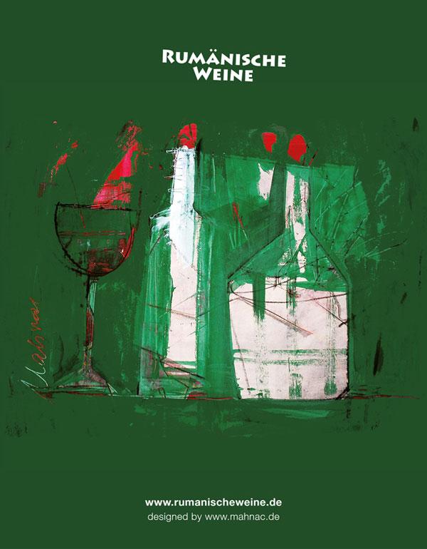 Plakat-Rumaenische-Weine-Mahnac
