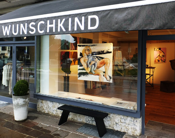 Galerie Wunschkind, Tegernsee
