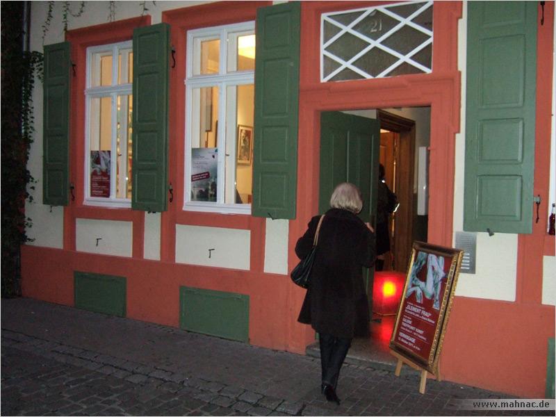 Galerie Treffpunkt, Heidelberg (Altstadt)