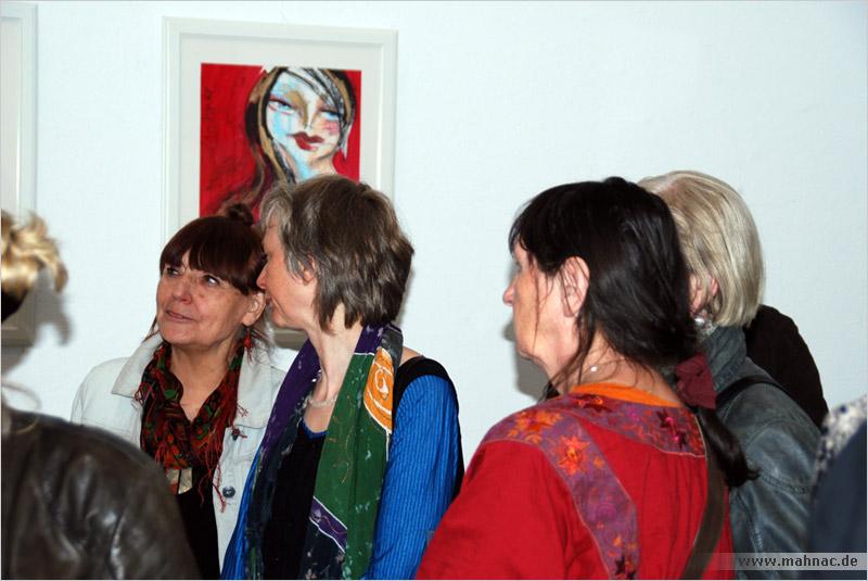 Ausstellung, Berlin