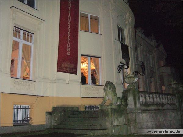 Weihnachtsausstellung der Stiftung Starke 2011 25. November 2011 - 13. Januar 2012 LOEWENPALAIS, Berlin-Grunewald Germany