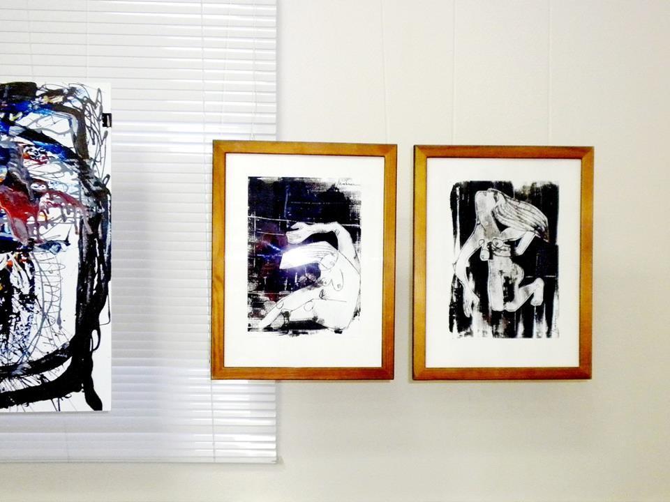 """Eine Ausstellung """"Gesture – universelle und geheimnisvolle Zeichen"""", Ivanovo-Voznesensk, Russia, 2013"""