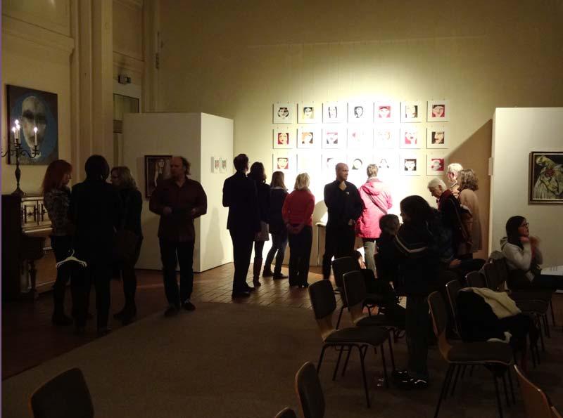 Ausstellung im öffentlichen Raum, 2016
