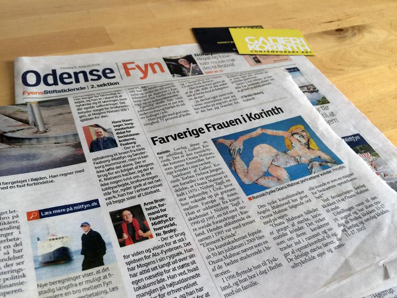 Ausstellung-Zeitung
