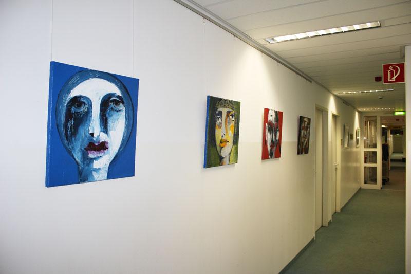 Ausstellungsmöglichkeit in Berlin