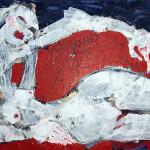 Akt auf dem Sofa, Öl auf Leinwand, 60 x 80 cm, Oxana Mahnac, 2011 (sold)