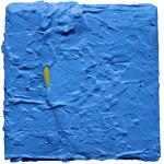 Abstrakte Malerei (01), Acryl auf Leinwand,10 x 10 cm, Oxana Mahnac, 2014
