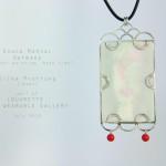 Silberanhänger, Ⓒ Silke Prottung, Bild von Oxana Mahnac