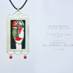 Silberanhänger, 03, Ⓒ Silke Prottung, Bild von Oxana Mahnac