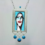 Silberanhänger, 06, Ⓒ Silke Prottung, Bild von Oxana Mahnac
