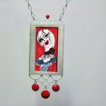 Silberanhänger, 08, Ⓒ Silke Prottung, Bild von Oxana Mahnac